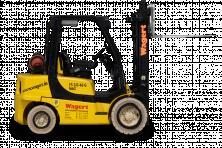 Forklift trucks & Forkpalletstackers